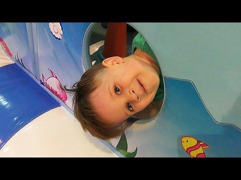 Vlog-PARK-RAZVLECHENIJ-Dlya-Detej-Amusement-Park-Entertainment-for-children-Otdyh-s-Detmi