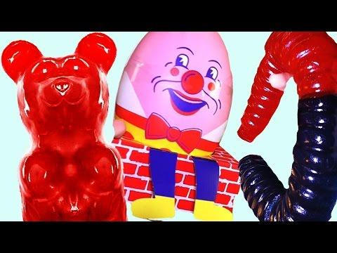 ZHelejnyj-MEDVED-i-CHERV-YAjtso-SHALTAJ-BOLTAJ-Posylka-iz-SSHA-Gummy-Bear-Gummy-Worm-Humpty-Dumpty
