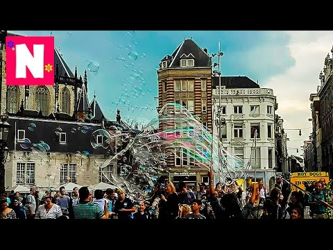 AMSTERDAM-Soap-bubbles.-Mylnye-puzyri-v-Amsterdame.EVROTUR-EUROTOUR-NASTYUSHIK