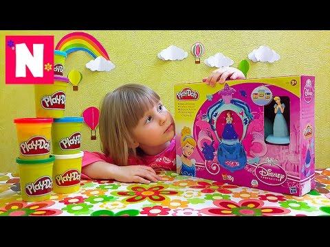 Igrushki-Disney-Nabor-Play-Doh-Kareta-Zolushki-plastilin-dlya-lepki-Toys-Play-Doh-Cinderella-carriage