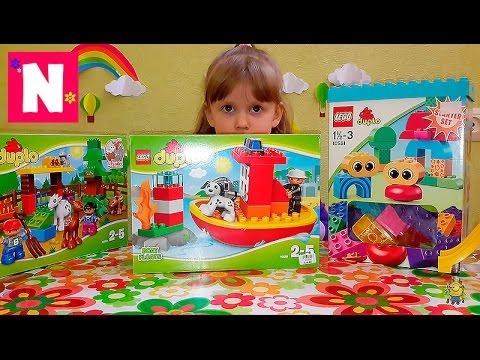 Konstruktor-LEGO-Duplo-10591-Igrushki-dlya-detej-Pozharnyj-kater-Fire-boat-set-for-kids