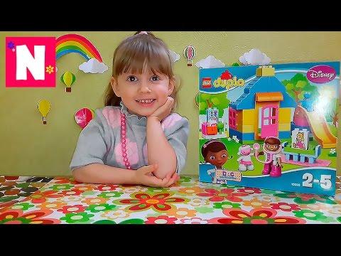 Konstruktor-LEGO-duplo-10606-Doc-McStuffins-igrushki-Dlya-detej-doktor-Plyusheva-Doc-McStuffins