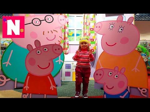 Kukla-Bebi-Born.-MASHA-I-MEDVED-NOVYE-SERII.Doktor-Plyusheva-Barbi-Peppa-Pig.-Fiksiki-igrushki
