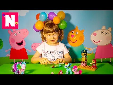 My-little-pony-igrushki.-Pinkie-pie.-Starlight-Glimmer.-Rainbow-Dash.-MLP