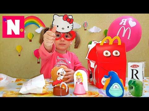 Super-Mario-Novye-Igrushki-Heppi-Mil-dlya-detej-New-Super-Mario-Happy-Meal-Toys