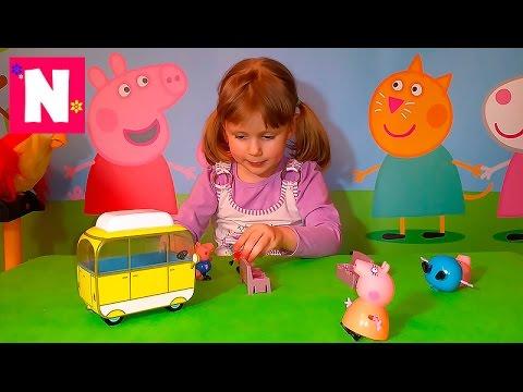Svinka-Peppa-Kemping-Peppa-pig-camping-VIDEO-DLYA-DETEJ