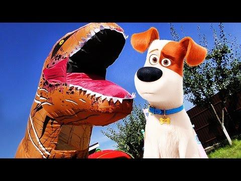 DINOZAVR-Tajnaya-ZHizn-Domashnih-ZHivotnyh-The-Secret-Life-of-Pets-Dinosaur-GIANT-LIFE-SIZE-Dinosaur