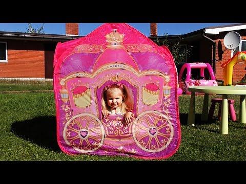 Printsessa-Novaya-Kareta-i-Zamok-Printsessy-Kinder-Syurpriz-Disney-Princess-Play-kinder-surprise-Toys