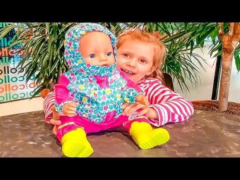 Bebi-Bon-kukla-i-Nastyushik-Odezhda-dlya-kukol-Baby-Born-Video-dlya-detej-Kids-Nastushik-Show
