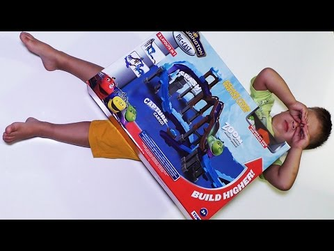 CHaggington-GOROD-Chuggington-Toy-Surprise-Chuggington-Trains-unboxing-PAROVOZIKI-IZ-CHAGGINGTONA
