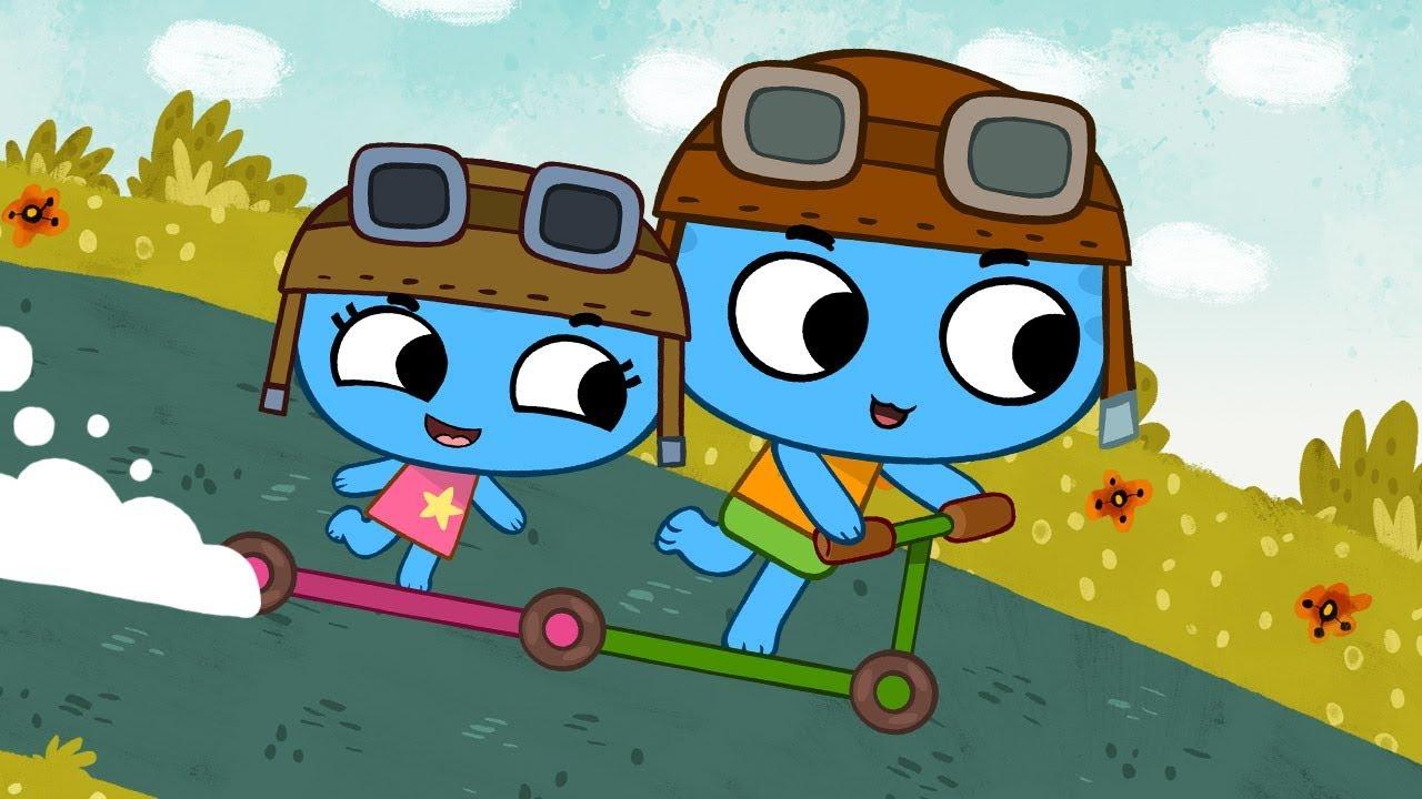 Смотреть новые мультики для детей 4 5 лет