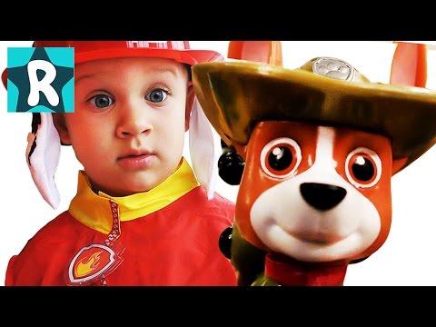 SEKRETNAYA-BAZA-SHHenyachij-Patrul-DZHUNGLI-novye-serii-SHHenyachij-Patrul-Igry-dlya-Detej-Kids-Roma-Show