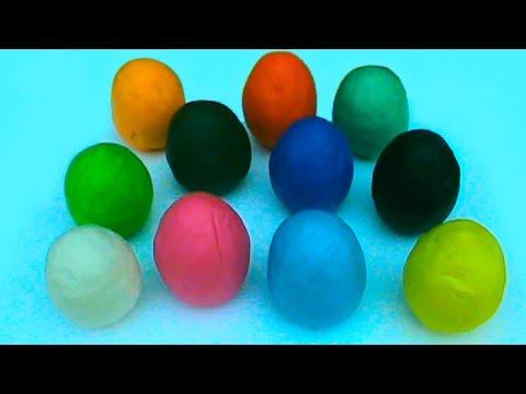 Syurprizy-yajtsa-testo-PlejDo-otkryvaem-igrushki-Surprises-oeuf-p-te-Plaid-jouets-ouvertes