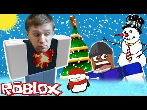 Priklyuchenie-mult-igry-ROBLOX-igraem-na-vyzhivanie-Roblox-deathrun-winter-Detskie-igry-kanal-Ffgtv