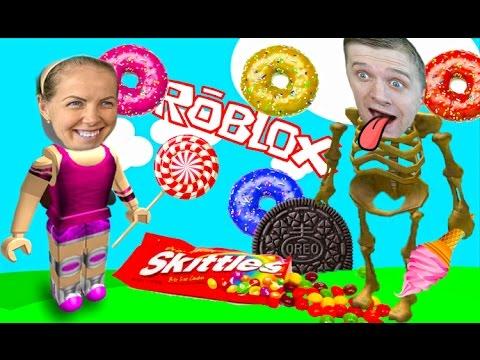 Priklyucheniya-mult-igry-RoBlox-v-Sladkoj-strane-ROBLOX-CANDY-OBBY-detskie-igry-ot-kanala-ffgtv