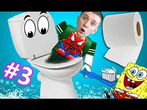 Priklyucheniya-mult-igry-RoBlox-v-Tualete-ROBLOX-Escape-the-Bathroom-Obby-detskie-igry-ot-kanala-ffgtv