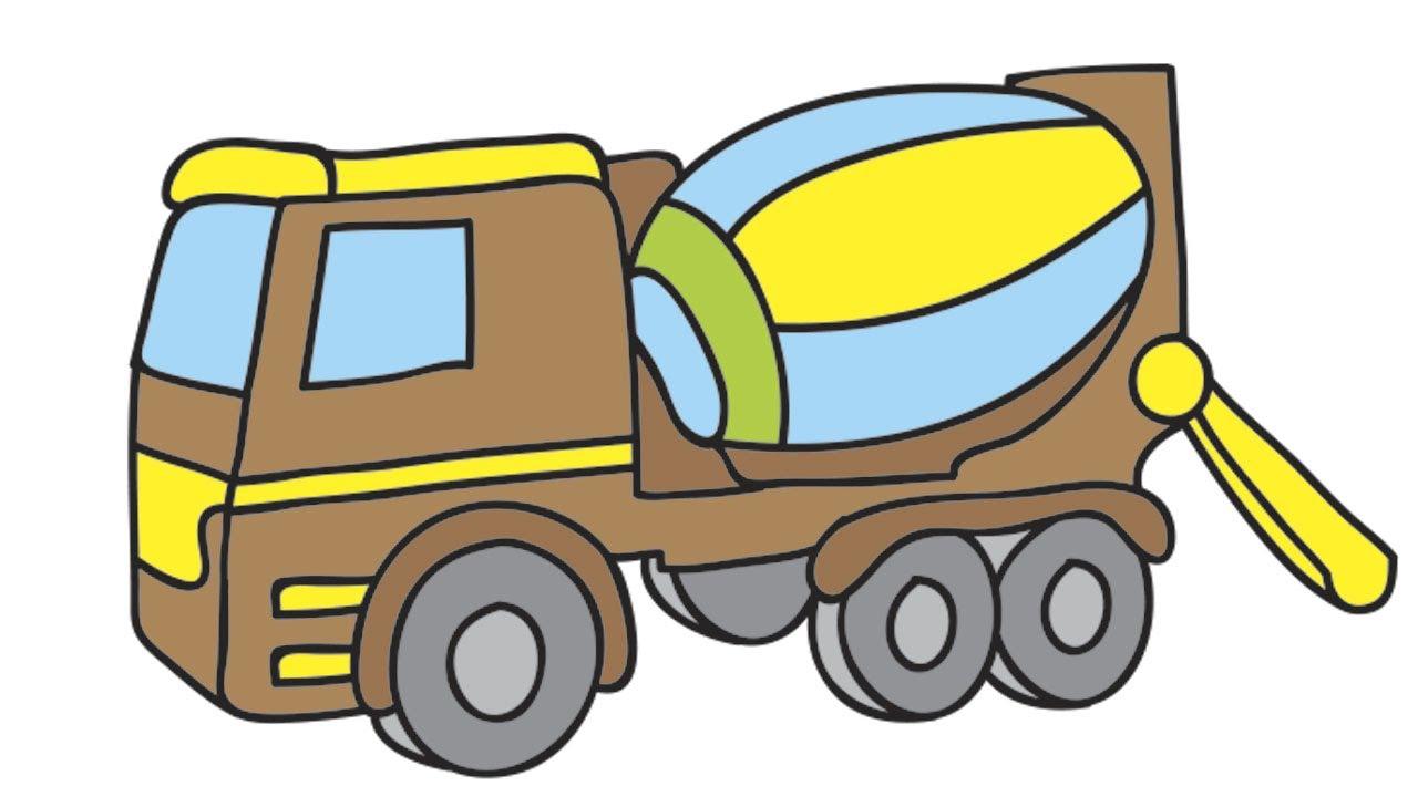 Развивающий мультфильм-раскраска для малышей — Мои игрушки ...