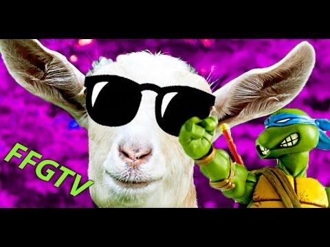 Simulyator-kozla-Kozlenok-begaet-kataetsya-na-gorkah-prygaet-na-batute-Goat-Simulator