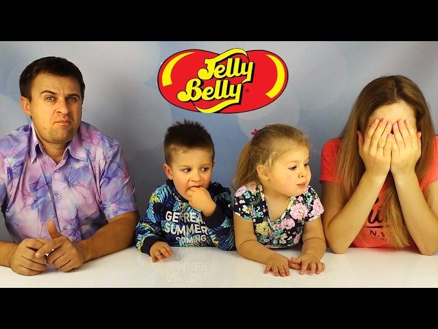 Bin-Buzld-CHellendzh-KTO-Sel-VSE-KONFETY-Tuhloe-YAjtso-Sopli-Rvota-i-Pampersy-Bean-Boozled-Challenge