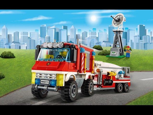 Multfilmy-Lego-multiki-Pro-mashinki-Politsejskaya-mashina-Pozharnaya-mashina-u-Video-dlya-detej-Lego-siti