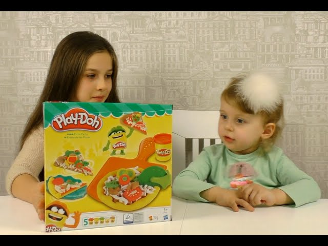 Plej-Do-igraem-i-delaem-pitstsu-Play-doh-set-for-play-and-cook-a-pizza