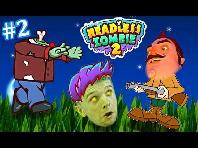 ZOMBI-BEZ-GOLOVY-2-Priklyucheniya-smeshnogo-Zombi-v-igre-HEADLESS-ZOMBIE-2-video-dlya-detej-ot-FFGTV
