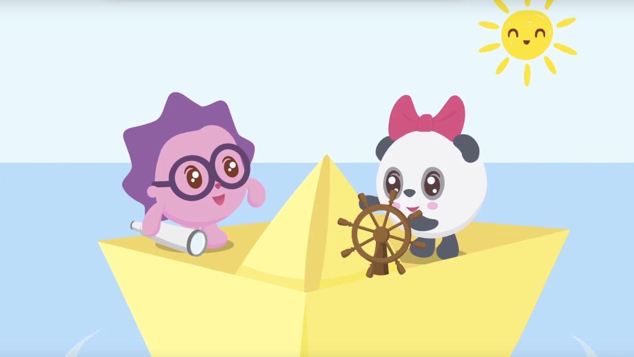 Свинка Пеппа & Маша и Медведь Мультики для детей с