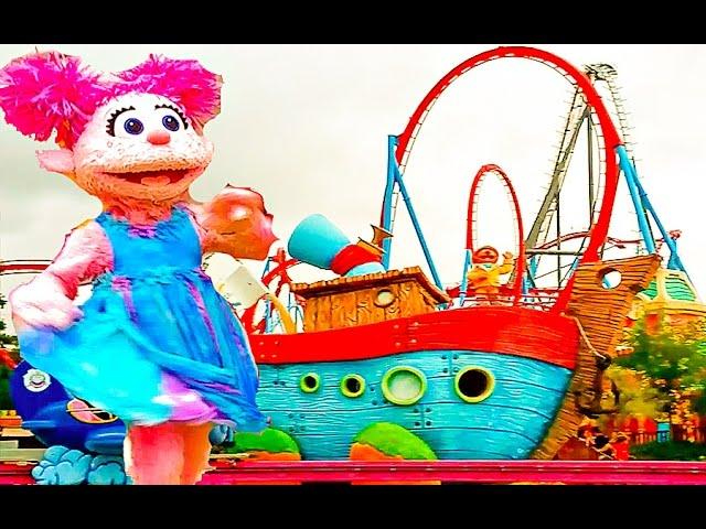 LUCHSHIE-DETSKIE-PLOSHHADKI-Park-attraktsionov-Funny-Outdoor-Playground-and-entertainment-for-kids