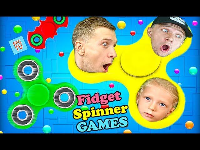 RASKRUTI-svoj-SPINER-igra-kak-Slizario-razvlekatelnoe-video-detyam-ot-FFGTV-pro-fidget-spinner-games