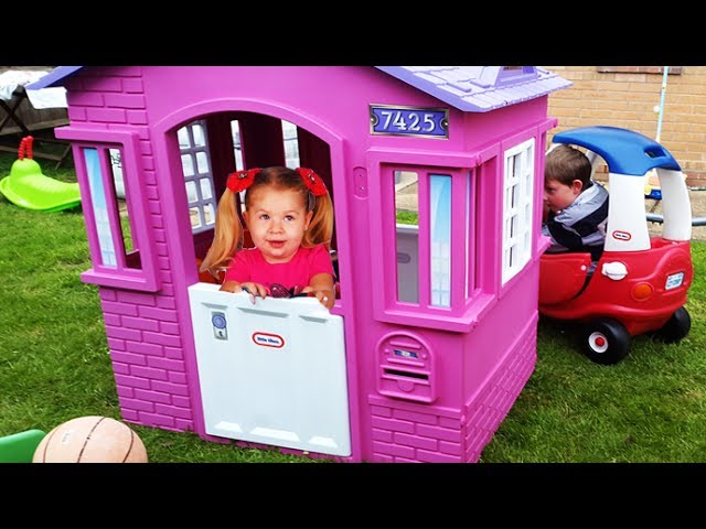 Indoor-Playground-Family-Fun-Play-Area-for-kids-Baby-Nursery-Rhymes-Songs