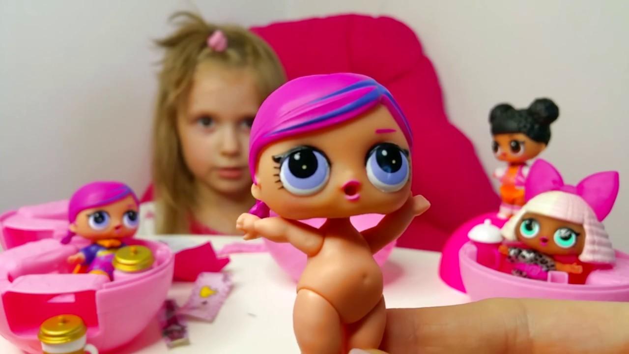 игры лол куклы