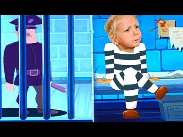 UBEGAEM-s-Milanoj-iz-TYURMY-v-igre-Break-the-prison-novyj-pobeg-iz-tyurmy-v-multik-igre-ot-FFGTV