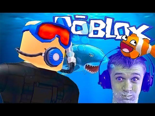 ROBLOX-Pod-vodoj-nashli-SOKROVISHHA-i-prodali-Priklyucheniya-mult-geroya-kak-majnkraft-ot-kanala-FFGTV
