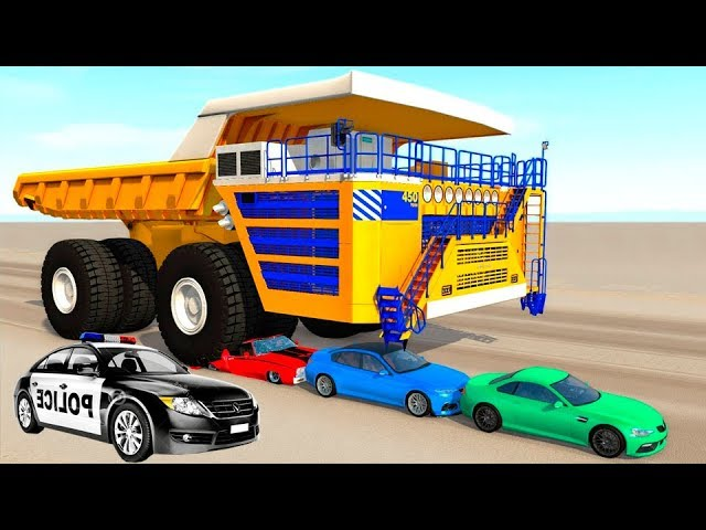 Multiki-pro-mashinki-Politsejskie-mashinki-i-Belaz-Novye-multfilmy-2017Cars-Cartoon-for-kids
