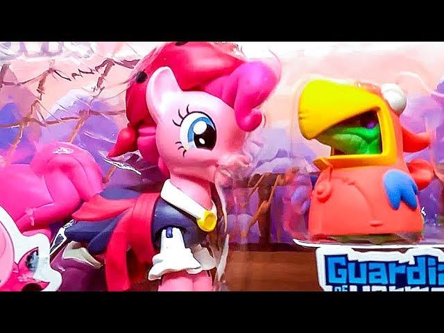 Multiki-Moj-Malenkij-Poni-Raspakovka-Pinki-Paj-Pirat-Poni-dlya-detej-My-Little-Pony