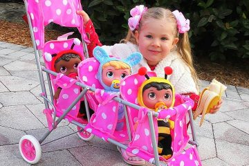 Diana-Little-Mommy-for-Baby-doll-Kids-Toys-Are-you-sleeping-song-Nursery-Rhymes-video-for-kids