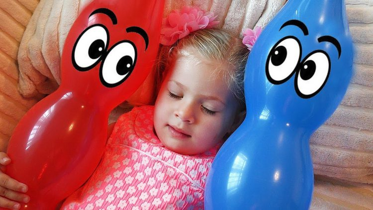 Learn-Colors-for-kids-with-Balloons-and-nursery-rhymes-for-children-Finger-family-song