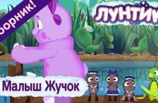 Luntik-Malysh-ZHuchok-Sbornik-multfilmov