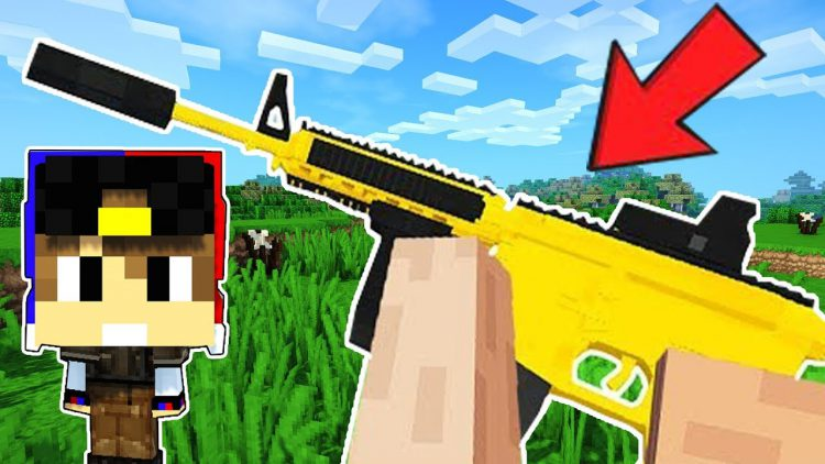 NASTOYASHHAYA-KONTRA-V-MAJNKRAFT-PE-Mod-na-Oruzhie-i-KS-GO-Obzor-na-mody-v-Minecraft-Video-i-zashhita-nuba