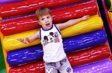 Children-Roma-and-Diana-play-at-the-playground-Family-fun-play-area-for-kids-Baby-songs