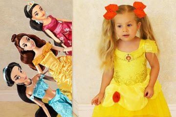 Diana-plays-Hide-and-Seek-with-Disney-Princess-Dolls-Video-for-kids