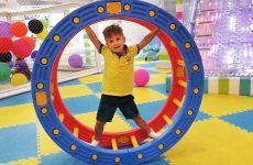 Indoor-Playground-for-kids-fun-Play-time-with-Roma-and-Diana