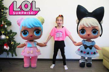 Kukly-LOL-ORIGINAL-i-Kitajskie-PODDELKI-Igrushki-LOL-kukly-LOL-Dolls-Video-dlya-detej-SHariki-s-Kuklami