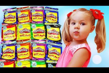 Learn-Colors-with-Diana-and-Play-Doh-toys-for-kids-LEARNING-COLORS-for-Children-and-Toddlers-Video