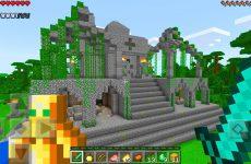 NE-Vhodi-v-ZATERYANNYJ-HRAM-V-Majnkraft-PE-Vyzhivanie-i-Priklyucheniya-PE-Video-Minecraft-Pocket-Edition