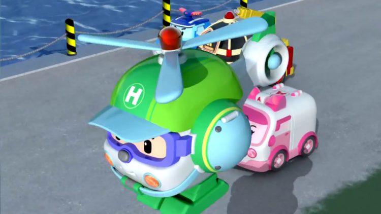 Robokar-Poli-Novye-serii-1-i-2-seriya-2-Sezon-Multiki-pro-robotov-i-transformerov