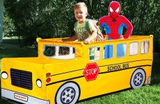 Roma-Pretend-Play-with-School-Bus-Tent-The-Wheels-on-the-Bus-Nursery-Rhymes-Songs-for-Children