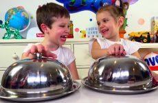 CHELLENDZH-SQUISHY-FOOD-PROTIV-nastoyashhaya-EDA-REAL-FOOD-vs-squishy-toy-CHALLENGE