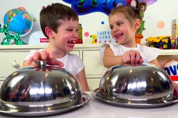 CHELLENDZH-SQUISHY-FOOD-PROTIV-nastoyashhaya-EDA-REAL-FOOD-vs-squishy-toys-CHALLENGE