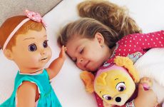 Diana-pretend-play-with-Baby-Doll-Funny-videos-compilation-by-Kids-Diana-Show